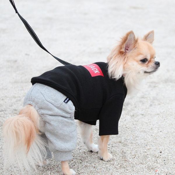 【NEW JACK】 ボックスロゴTシャツ 2Color / S,M,L  犬 服 犬の服 ドッグウェア 夜間 反射 プリント シンプル かっこいい おしゃれ ストリート ブランド best-friends 02
