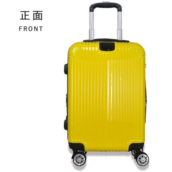 スーツケース  Sサイズ  小型 軽量機内持ち込み  拡張機能  TSAロック 丈夫 1-3日 かわいい 旅行|best-share|13