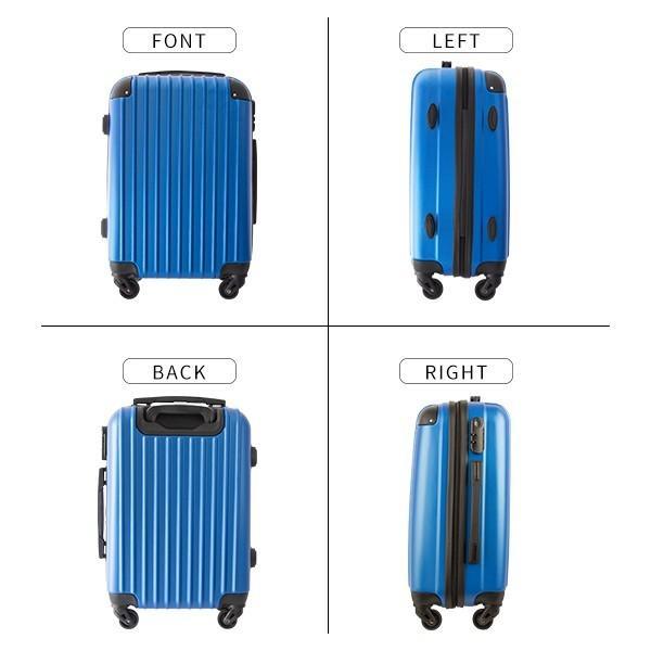 スーツケース キャリーケース キャリーバッグ  機内持ち込み  s サイズ  超軽量 1日〜3日用 バッグ 旅行カバン|best-share|03