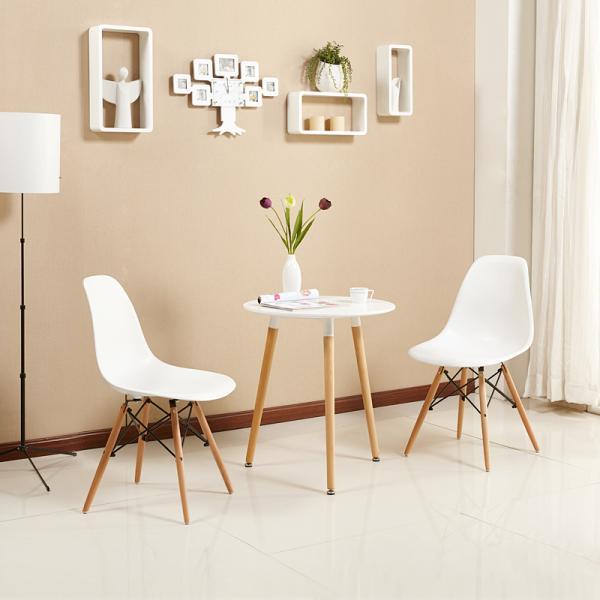 ダイニングテーブルセット 2人用 3点 おしゃれ カフェ 北欧 円形 ダイニングセット 二人用 リビング 食卓|best-share
