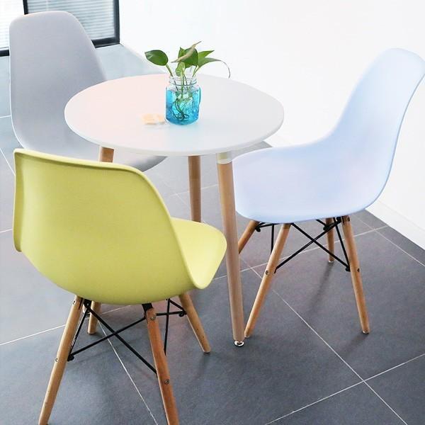 ダイニングテーブルセット 2人用 3点 おしゃれ カフェ 北欧 円形 ダイニングセット 二人用 リビング 食卓|best-share|12