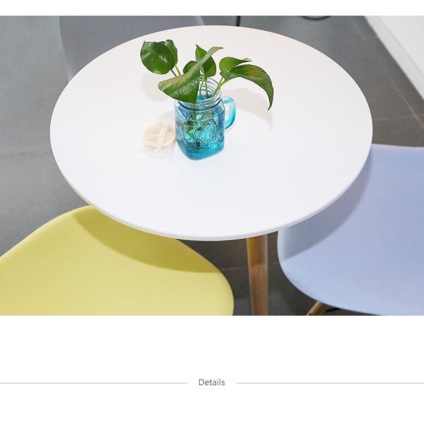 ダイニングテーブルセット 2人用 3点 おしゃれ カフェ 北欧 円形 ダイニングセット 二人用 リビング 食卓|best-share|13