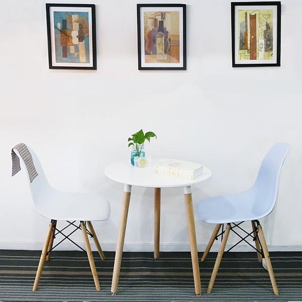 ダイニングテーブルセット 2人用 3点 おしゃれ カフェ 北欧 円形 ダイニングセット 二人用 リビング 食卓|best-share|04