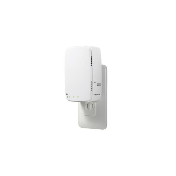 IOデータ WN-AC1167EXP IEEE802.11ac/n/a/g/b準拠 867Mbps(規格値)無線LAN中継機