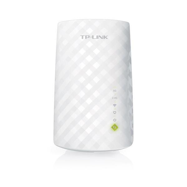 TP-Link ティーピーリンク 無線LAN中継器 RE200 433Mbps+300Mbps デュアルバンド 3年保証 RE200/R