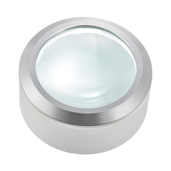 オーム電機 LH-M10DL-3W L-ZOOM LEDデスクルーペ3 ホワイト