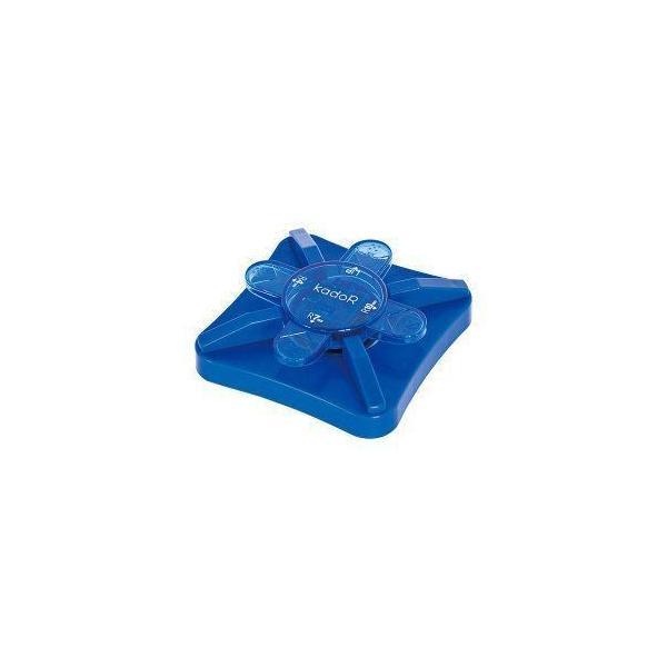 写真や名刺・カードの角を丸くカット『カドアール』ブルー PKR-101B
