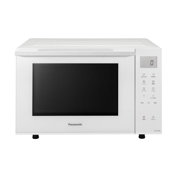パナソニック電子レンジオーブンレンジNE-FS300-W1段調理タイプ23Lホワイト