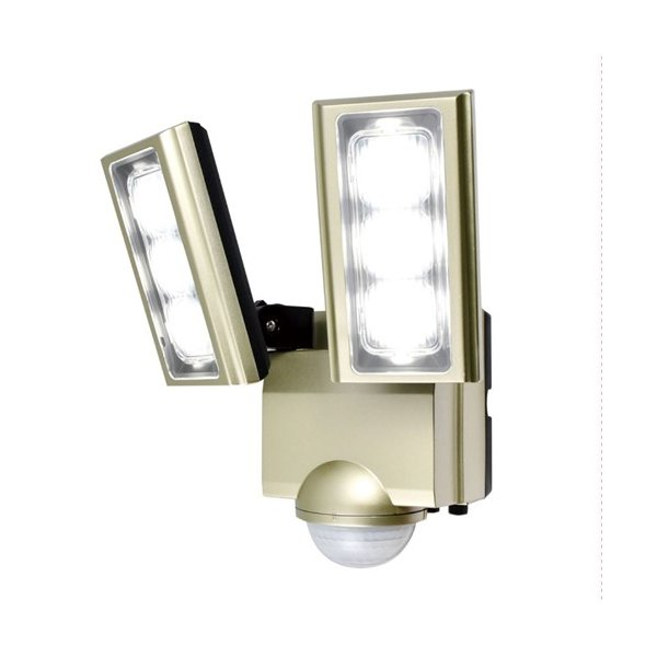 ELPA ESL-ST1202AC 屋外用LEDセンサーライト AC電源