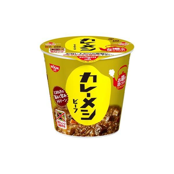 日清食品日清食品カレーメシビーフカップ107g