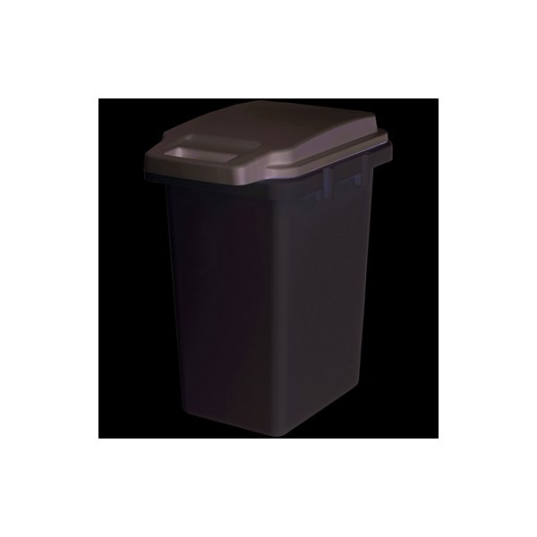 抗菌ペール 防臭 ゴミ箱 33L ふた付き キッチン ダストボックス 分別ゴミ箱 棚 シンプル おしゃれ 収納 スリム 縦型 四角 新生活 滑止め アソート可 一個|bestarone|15