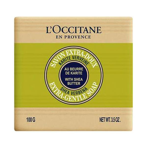 【NEW】 ロクシタン シア バター ソープ ヴァーベナ 100g L'OCCITANE LOCCITANE 【あすつく】