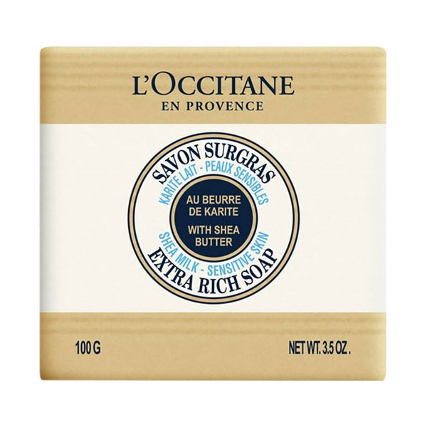 【NEW】 ロクシタン シア バター ソープ ミルク 100g L'OCCITANE LOCCITANE