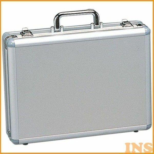 アタッシュケース アルミケース アタッシュケース アルミ アイリスオーヤマ アルミケース A4 工具箱 ツールボックス リジェロ LIA-9 シルバー アイリスオーヤマ