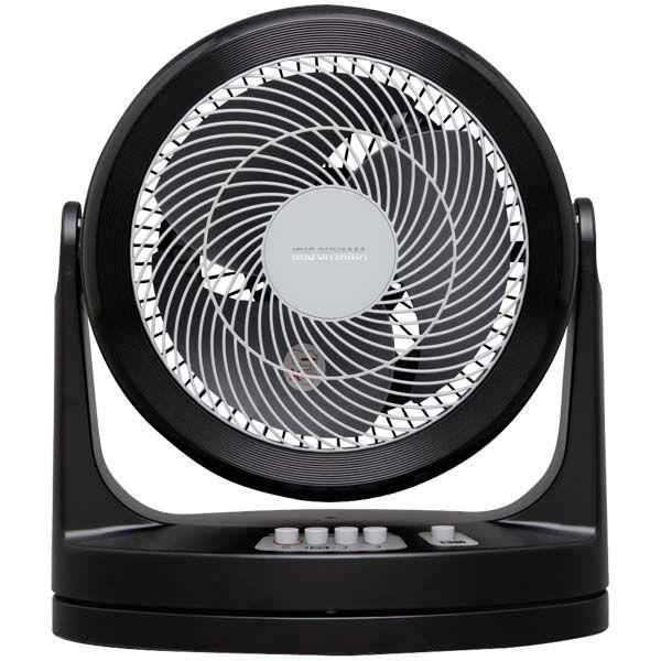 サーキュレーター アイリスオーヤマ おしゃれ 扇風機 静音 首振り PCF-HM23
