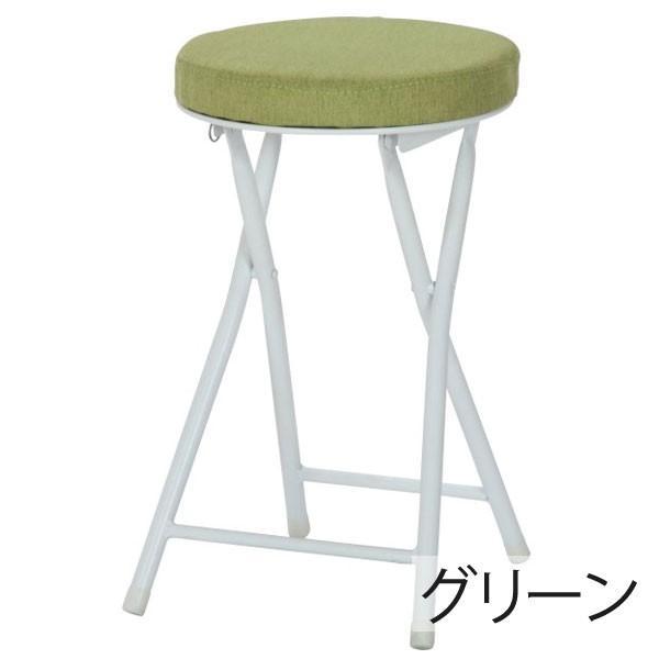 折りたたみ椅子 ファブリック フォールディングチェアー bestline 02