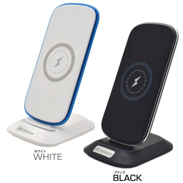 Qi対応 急速充電スタンド 充電保護 ワイヤレス充電  iPhone X/iPhone8/iPhone8 plus Galaxy S8/S8 Plus/Note 5/note 8/|bestline|05