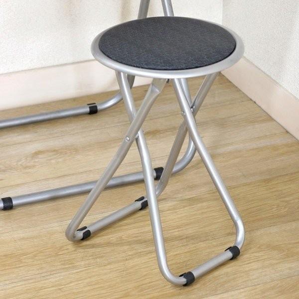 パイプ折りたたみイス パイプ椅子 丸イス パイプ丸イス 会議椅子 チェア 折りたたみ 椅子 折り畳み 折畳 折りたたみ椅子 いす bestline