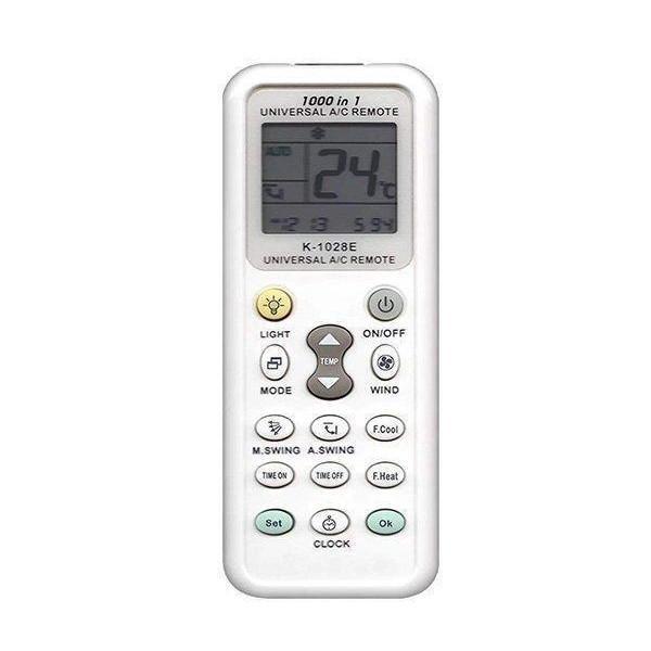 エアコンリモコンマルチリモコンリモコン各社共通1000機種対応汎用SANYO/DAIKIN/SHARP/HITACHI/MITS