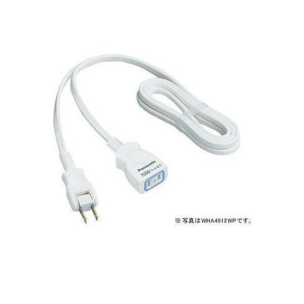 PanasonicWHA4915WPパナソニック延長コードX5mテーブルタップホワイト