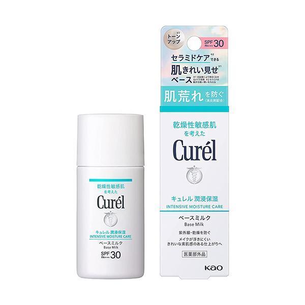 キュレル潤浸保湿UVミルク30ml 医薬部外品 日焼け止めSPF30/PA+++