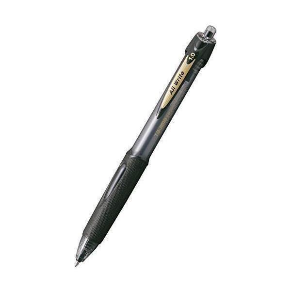 タジマ SBP10AW-BLA すみつけボールペン 1.0mm All Write 黒 Tajima