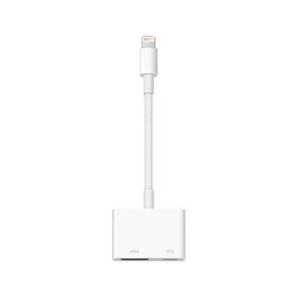 Apple MD826AM/A (MD826ZM/A後継 )Lightning - Digital AVアダプタ デジタル アップル 純正品