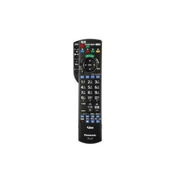 PanasonicN2QAYB000848パナソニックテレビ用リモコンリモートコントローラープラズマテレビ用純正