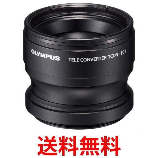 OLYMPUS TCON-T01 オリンパス テレコンバーター 1.7倍 TG-1,TG-2,TG-3,TG-4用 TCONT01 1