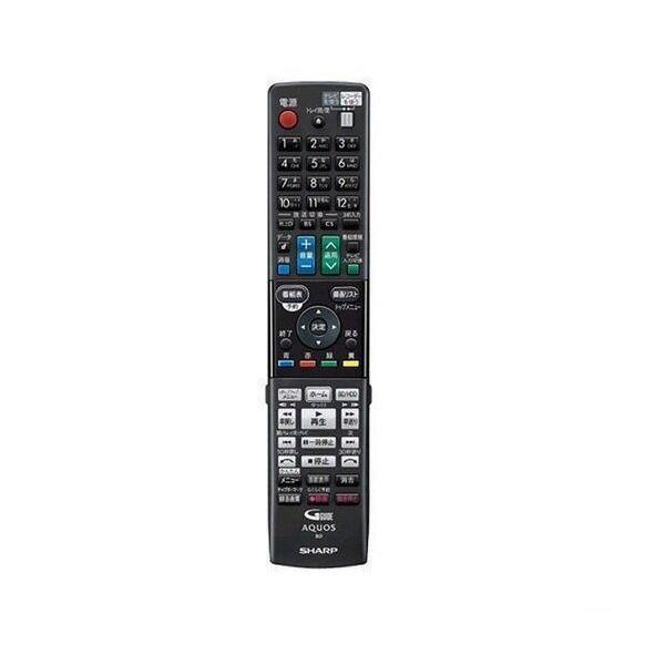 SHARP0046380262シャープブルーレイディスクレコーダー用リモコン純正