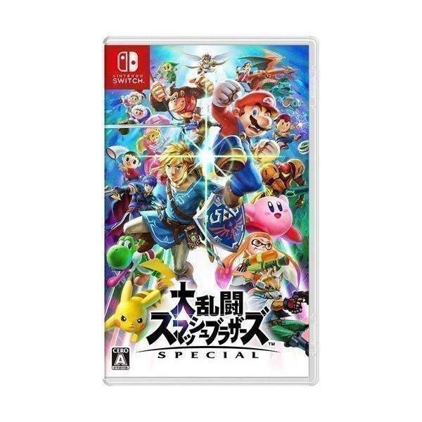 大乱闘スマッシュブラザーズ SPECIAL Nintendo Switch 任天堂 ニンテンドースイッチ