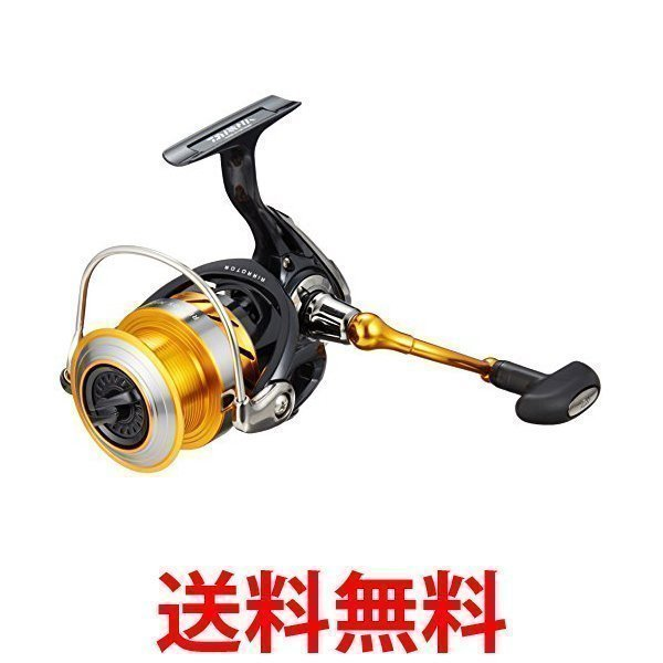 DAIWA ダイワ スピニングリール 15 レブロス 3012H (3000サイズ)