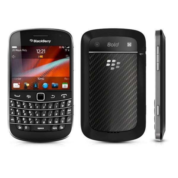 BlackBerry Bold 1GB ブラック SIMフリーの画像