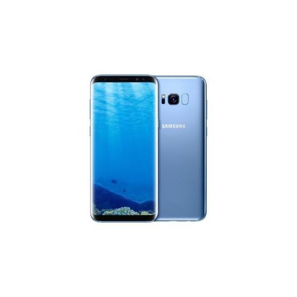 GALAXY S6 64GB ブルー SIMフリーの画像