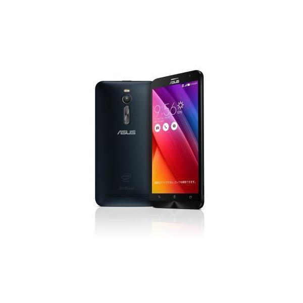 ZenFone 2 (ZE551ML) 16GB ブラック SIMフリーの画像