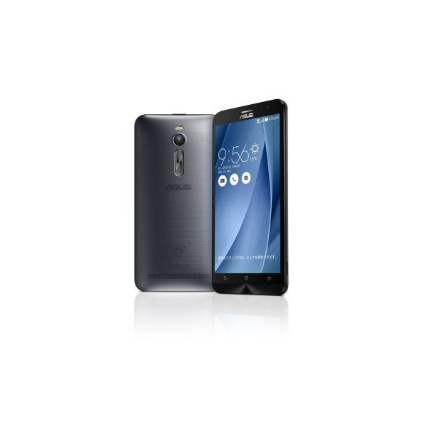 ZenFone 2 (ZE551ML) (RAM4GB) 64GB グレー SIMフリーの画像