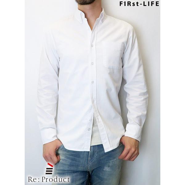 F1Rst LIFE/ファーストライフ ボタンダウンシャツ 全4色|bethel-by|02