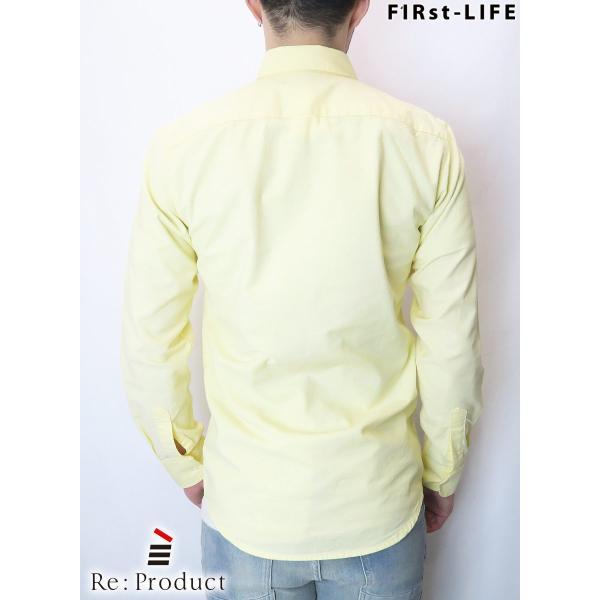 F1Rst LIFE/ファーストライフ ボタンダウンシャツ 全4色|bethel-by|11