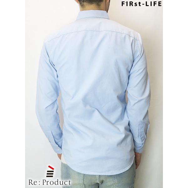 F1Rst LIFE/ファーストライフ ボタンダウンシャツ 全4色|bethel-by|12