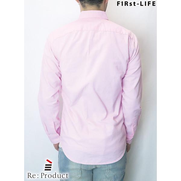 F1Rst LIFE/ファーストライフ ボタンダウンシャツ 全4色|bethel-by|13