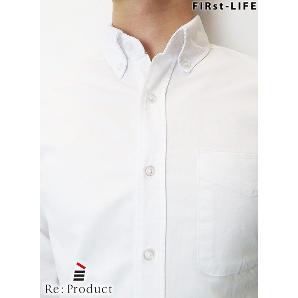 F1Rst LIFE/ファーストライフ ボタンダウンシャツ 全4色|bethel-by|14