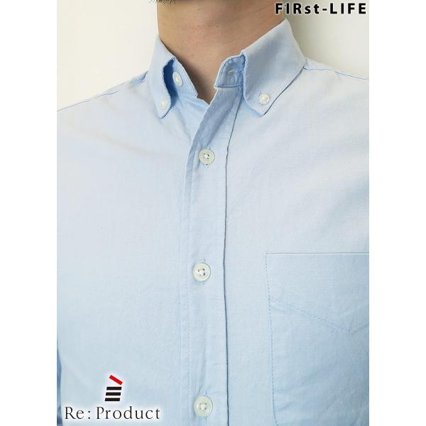 F1Rst LIFE/ファーストライフ ボタンダウンシャツ 全4色|bethel-by|16