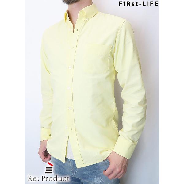 F1Rst LIFE/ファーストライフ ボタンダウンシャツ 全4色|bethel-by|07