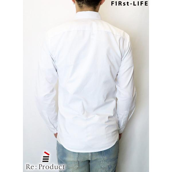 F1Rst LIFE/ファーストライフ ボタンダウンシャツ 全4色|bethel-by|10