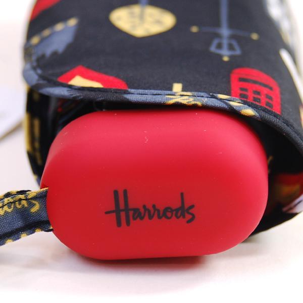 本州送料無料/HARRODS ハロッズ 正規品 かさ 傘 折りたたみ傘 Umbrella ,軽量 入学祝い 就職祝い
