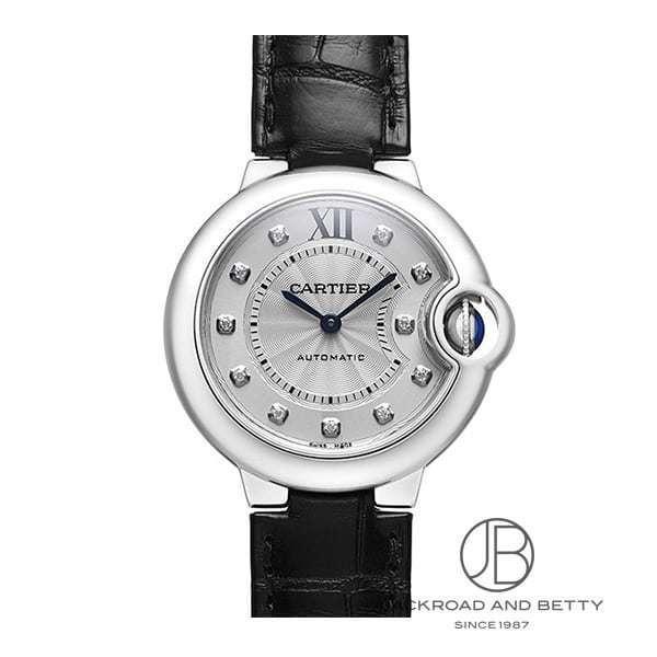 カルティエ CARTIER バロンブルー33mm W4BB0009 【新品】 時計 レディース