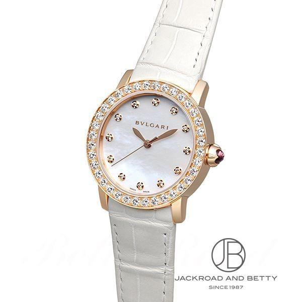 hot sale online b0499 2c98d ブルガリ BVLGARI ブルガリブルガリ BBLP33WGDL/12 新品 時計 レディース
