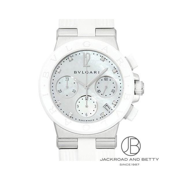 39e4f4f5bf8b BVLGARI DG37WSCVDCH/8 BVLGARI ホワイト/ 腕時計 レディース 時計 ウォッチ ホワイト 時計 ブルガリ ブルガリ  ディアゴノ 腕時計