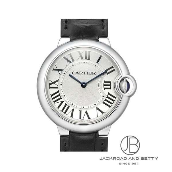 カルティエ CARTIER バロンブルー 36mm W6920086 【新品】 時計 レディース