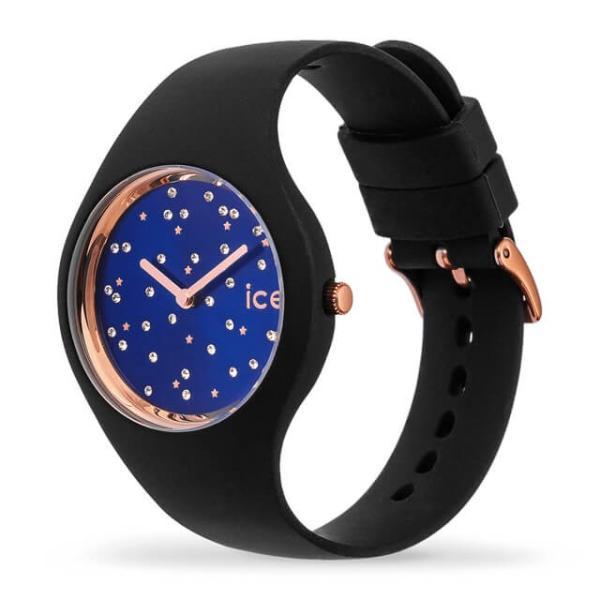 アイスウォッチ 腕時計 ICE-WATCH  ICE cosmos - アイスコスモ スターディープ ブルー (スモール) 今田美桜さん着用 NYLON JAPAN